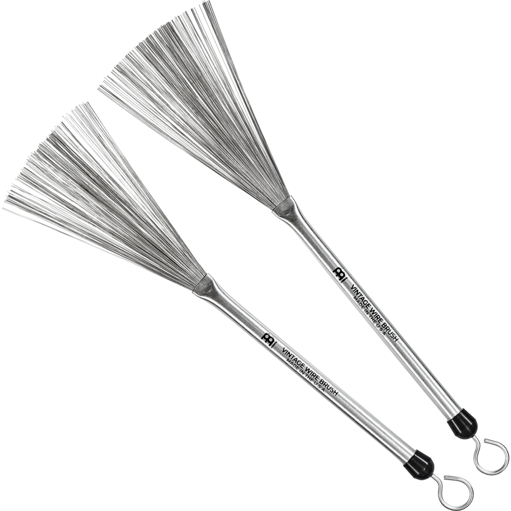 Meinl Stick /& Brush SB306 Jumbo Cajon Brushes